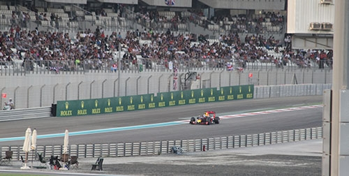 5- of 6-daagse Formule 1 Grand Prix Abu Dhabi per Emirates xl