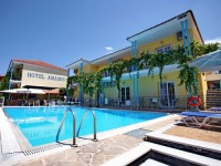 Zonvakantie Lesbos - Anaxos Hotel***