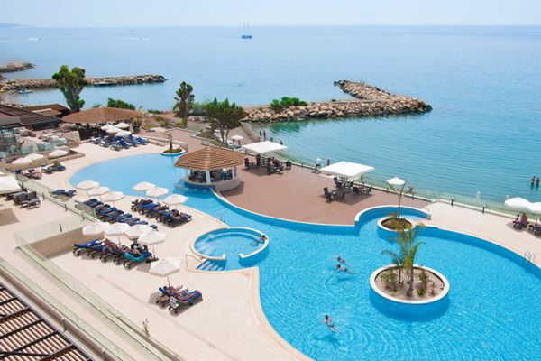 Hotel The Royal Apollonia - logies en ontbijt